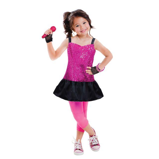 AMSCAN Costume Rock Star 3/6 ans - 997572