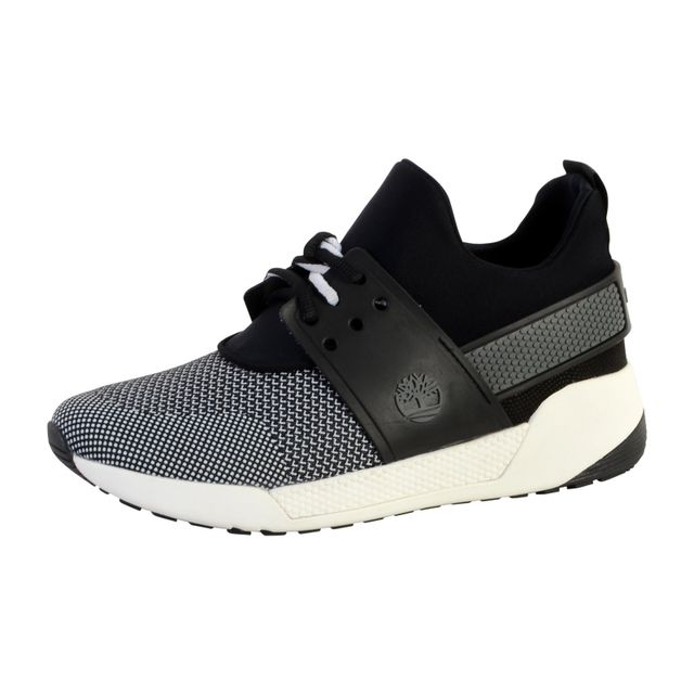 Timberland Chaussure Kiri Up Knit Oxford Black A1ML5 pas