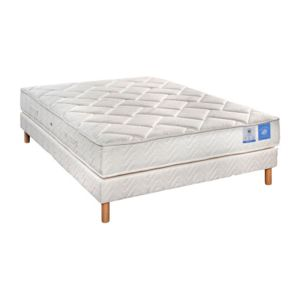 lovea matelas belle literie 90 140 160 cm memoire de. Black Bedroom Furniture Sets. Home Design Ideas