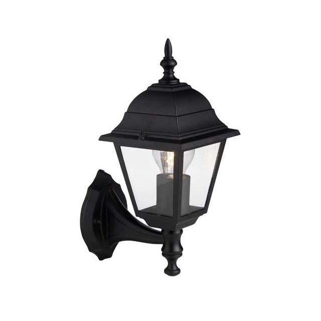 BRILLIANT - Applique exterieure noir Newport 44281/06