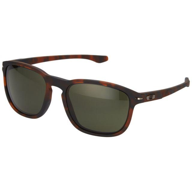 a542795390bfc7 Oakley - Enduro - Lunettes - marron - pas cher Achat   Vente Lunettes -  RueDuCommerce