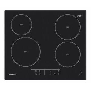 rosieres table cuisson vitroc ramique rve64 rve 64 perle noire achat plaque de cuisson induction. Black Bedroom Furniture Sets. Home Design Ideas