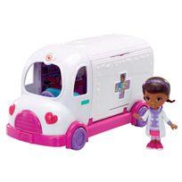 DOC LA PELUCHE - L'Ambulance de Doc et accessoires - 5795