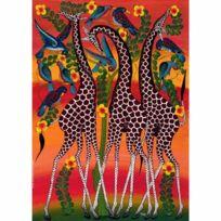 University Games - Puzzle 1000 pièces - Tinga tinga : Girafes