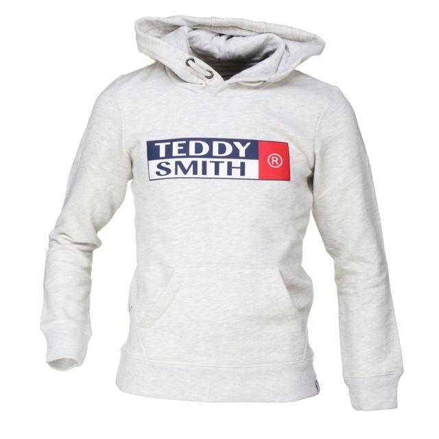 Teddy Smith - Setik Hoody 60805897d 267 White