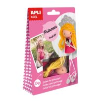 Apli Agipa - Kit créatif enfant Princesse
