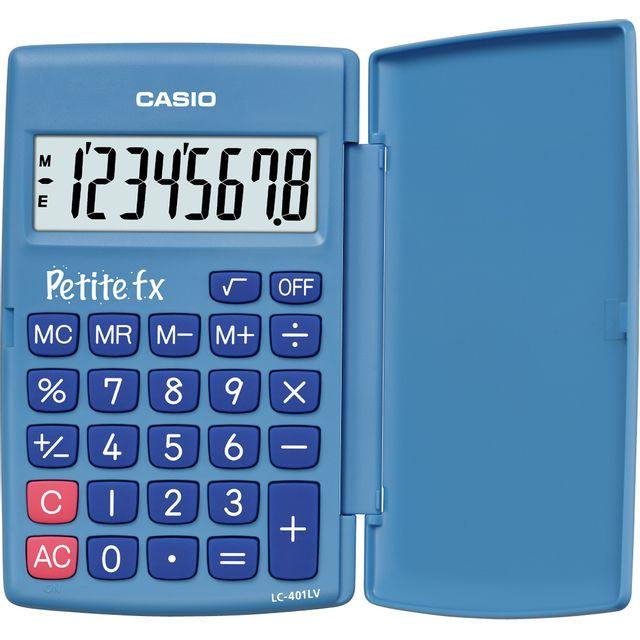 CASIO Calculatrice de poche Petite Fx CSBTSPFXB pas YaXXD