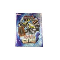 Konami - Portfolio A4 Range Cartes Yu-gi-oh! Pack Etoile + poster + 10 cartes