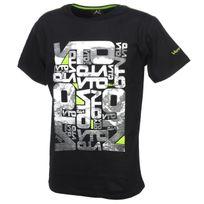 Alpes Vertigo - Tee shirt technique Mepion noir mc tee Noir 53602