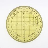 Sans - Rapporteur Trigonométrie Aleph - Cours Maths Mathématique Elèves - 349