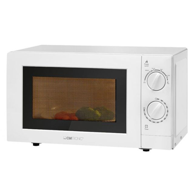 Clatronic Micro-ondes Mw 785 blanc 20L 700W