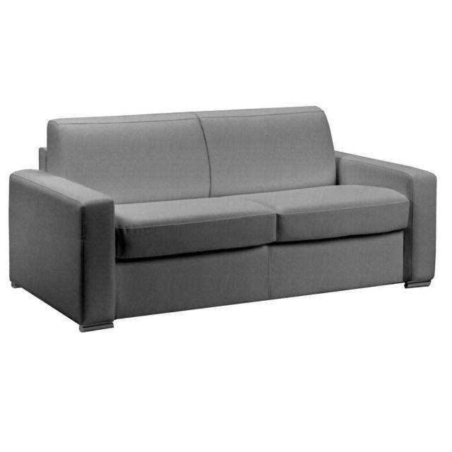 inside 75 canap convertible rapido master couchage 120cm matelas 18cm sommier lattes. Black Bedroom Furniture Sets. Home Design Ideas