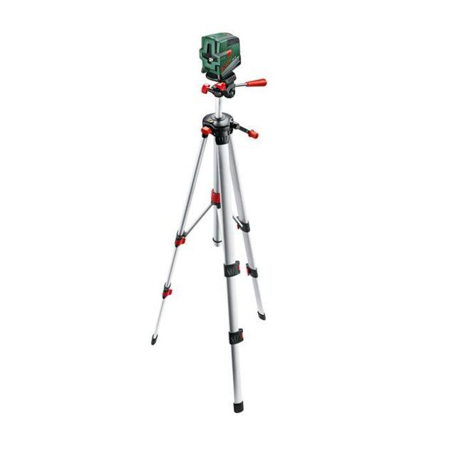 Bosch - Niveau laser à croix 10m avec son trépied Bs 150 - Pcl 20 Set - pas  cher Achat   Vente Niveaux lasers - RueDuCommerce 5e899c933795