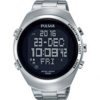 Pulsar - Montres Argent pour Homme - Pq2055X1