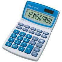 IBico - Calculatrice de bureau 210X - écran Lcd 10 chiffres