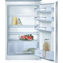 Bosch - réfrigérateur intégrable, confort, fixation de porte par glissières - kir18v20ff
