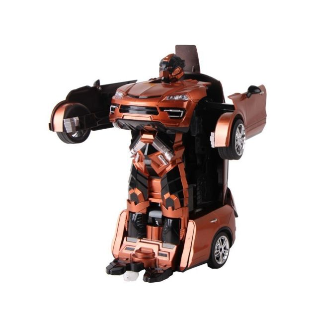 Air Rise Robot Voiture Carbon orange