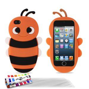 coque iphone 5 abeille