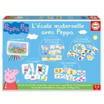 Educa - Kit Maternelle : Peppa Pig