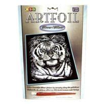 Kitfix Swallow Group Ltd - Artfoil Tigre D'ARGENT