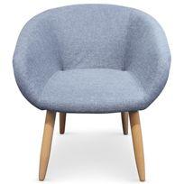 fauteuils achat fauteuils pas cher rue du commerce. Black Bedroom Furniture Sets. Home Design Ideas
