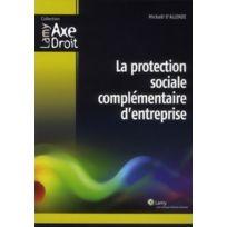 Lamy - la protection sociale complementaire d'entreprise