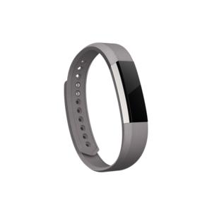 fitbit bracelet cuir pour alta graphite small pas cher. Black Bedroom Furniture Sets. Home Design Ideas