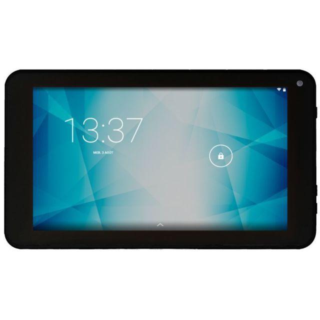 Konrow K-tab 701x - Tablette Android 6 Marshmallow - Ecran 7'' - 8Go - Wifi - Noir