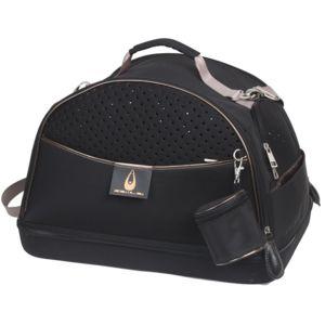 sac pour chat pas cher sac de jeu pour chat pas cher panier transport flower noir blanc sac de jeu p. Black Bedroom Furniture Sets. Home Design Ideas