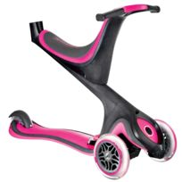Authentic Sports - 383 Trottinette Evo 5 en 1 évolutive - Deep Pink