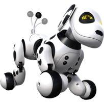 Zoomer - 6020142 - Peluche Et Animal Interactif - Dalmatien