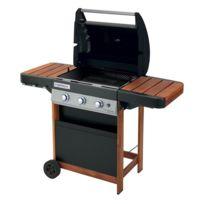 Campingaz - Barbecue 3 series Woody L dark 2000021956