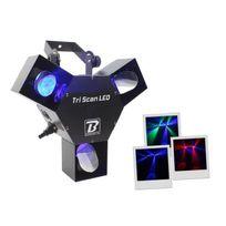 Boomtonedj - Jeux de lumière tri scan led