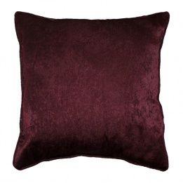 Marque Generique - Coussin Cabaret Prune Violet - 30cm x 40cm