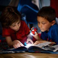 Philips Marvel - Disney - Lampe torche à pile Led Spiderman H9,2cm - Guirlande et objet lumineux Philips designé par