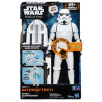 STAR WARS - Force tech trooper E7 intéractive - B7098EU40