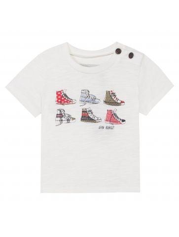 6167e6b3b56 Jean Bourget - Tee Shirt Milk - pas cher Achat   Vente Tee-shirts ...