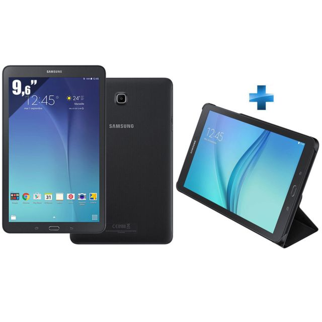 4d643c137e9c6 Samsung - Galaxy Tab E 9,6'' SM-T560 - 8 Go. Description; Fiche technique. Tablette  Tactile ...