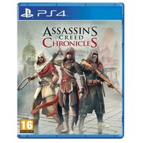 Ps4 Assassin's Assassin's Chronicles Trilogie Assassin's Trilogie Creed Chronicles Chronicles Ps4 Creed Trilogie Creed uJ5T3lKF1c