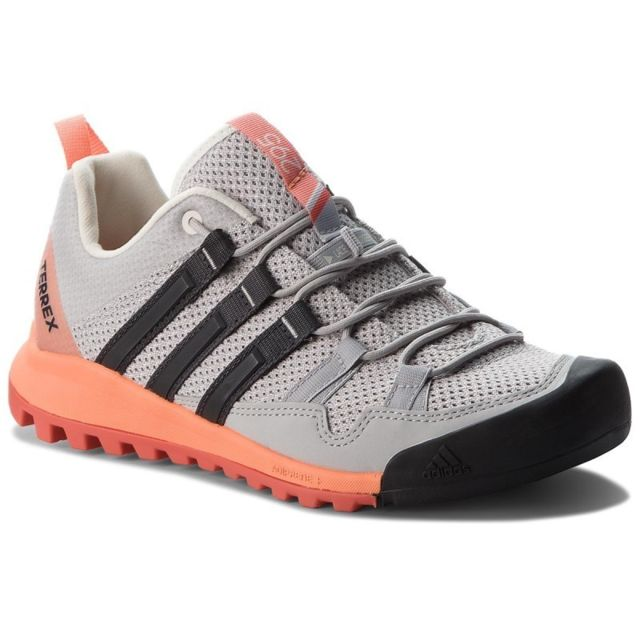 new style f8bc8 00554 Adidas - Chaussures Terrex Solo W femme