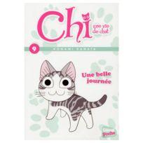 Glenat - Glénat Poche - Livre Chi, une vie de Chat : Une belle journée - Tome 9