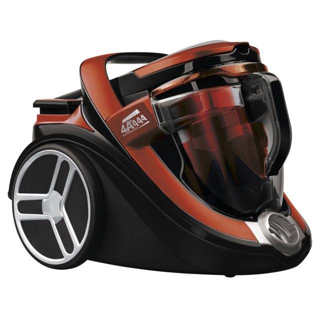 ROWENTA Aspirateur sans sac Silence Force Cyclonic 4A+ - RO7673EA - Orange