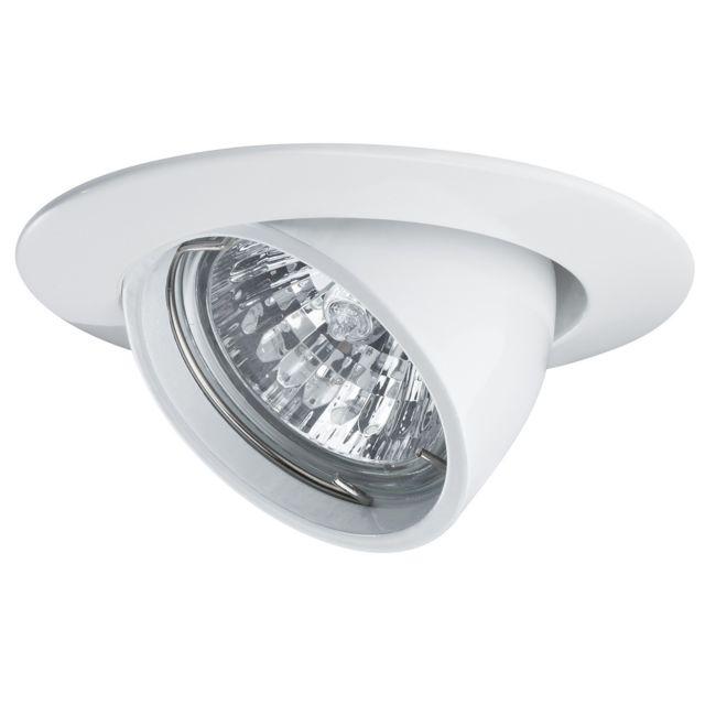 Paulmann Encastré Premium Line 51 mm blanc orientable