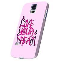 Oxo - Coque Wild Pride Dream Rose pour Samsung Galaxy S5
