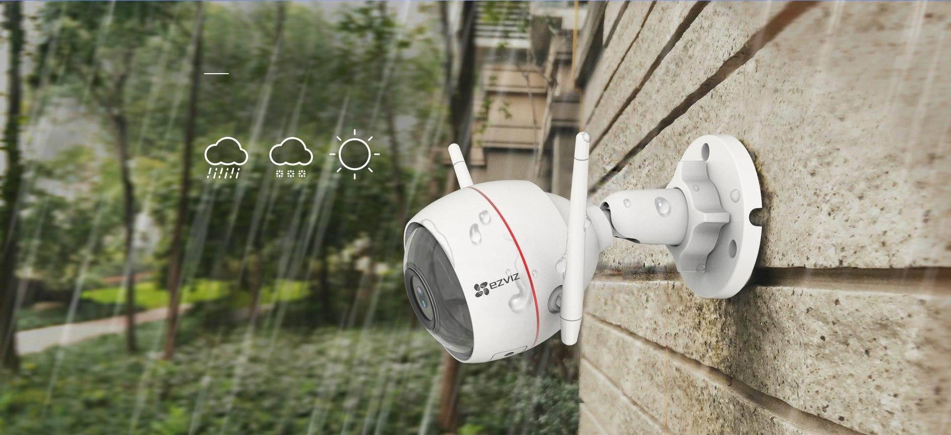 Caméra connectée C3W - HD 720p