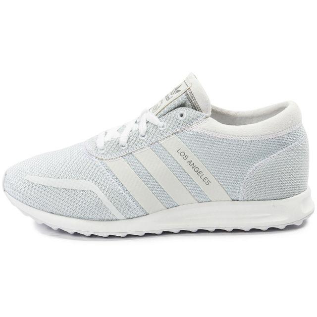 Adidas originals Los Angeles Blanche pas cher Achat