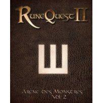 Mongoose - Jeux de rôle - Runequest 2 - Arène des Monstres Volume 2