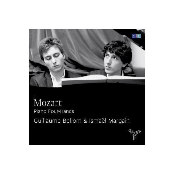 Aparte Editions - Piano à 4 mains - Andante & variations K501 - Sonates K497 & 521