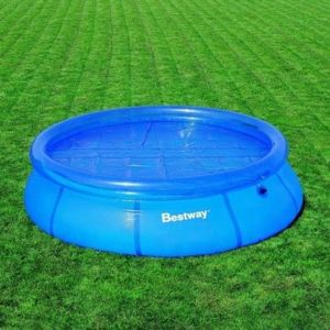 Best way b che t pour piscine autoportante ronde de for Bache piscine autoportante