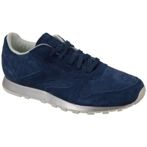 Reebok Sport Classic Leather V68760 Blue - Chaussures Baskets basses Femme